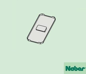Naber Cox Box sluitdeksel