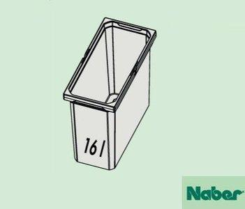 Naber Cox Box 16 liter emmer